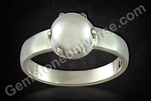 Natural Pearl of 4.00 Carats Gemstoneuniverse.com