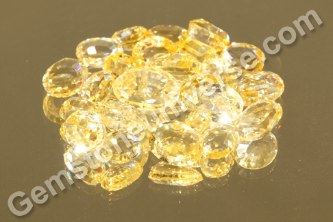 Bella 2012 - New lot of Natural unheated Yellow Topaz