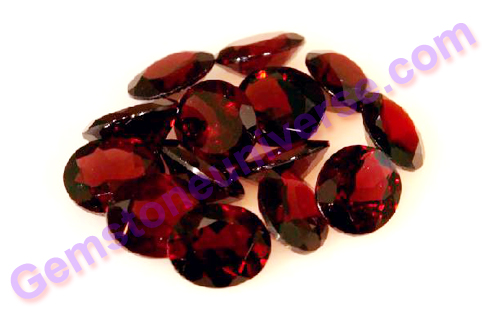 Cyrus 2012 - New Lot of Mozambique Red Garnet