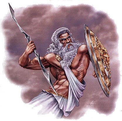 Zeus Jupiter Dyauspitr