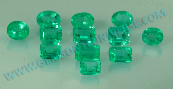 NATURAL COLOMBIAN EMERALD-ShriAmrita