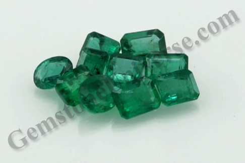 Sripal 2012 - New Lot of Natural Zambian Emeralds