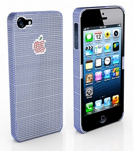 The 100 K USD Sapphire iPhone 5 Case