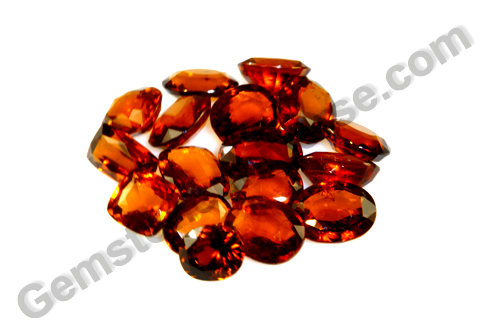 Swarbhanu 2012- New lot of Natural Srilankan Hessonite