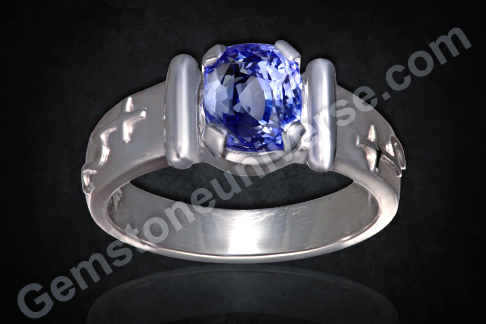 Natural Blue Sapphire of 4.02 carats