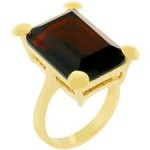 Brown Topaz Ring courtesy rakuten.com