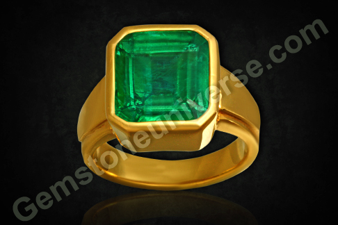 Natural Zambian Emerald