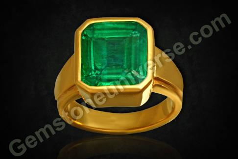 Natural Zambian Emerald