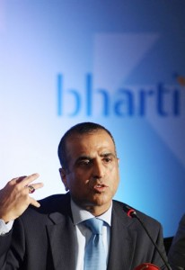Sunil Mittal wears a Ruby