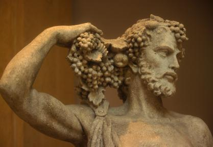 Dionysus-Greek God of Wine