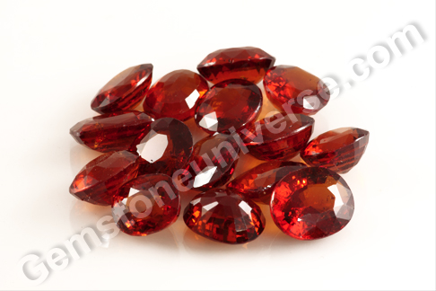 Divya 2013 New Lot of Hessonite Garnets