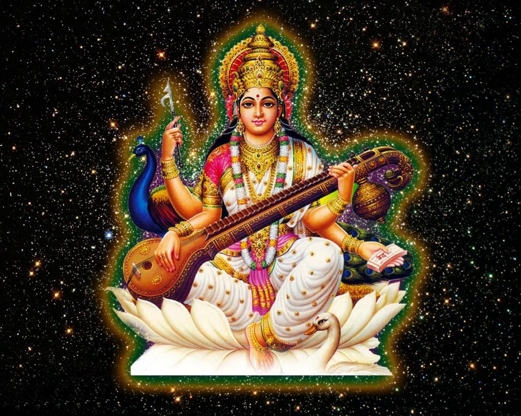Maa MahaSaraswati Goddess of Wisdom