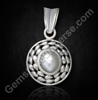 Natural Australian Pearl Pendant