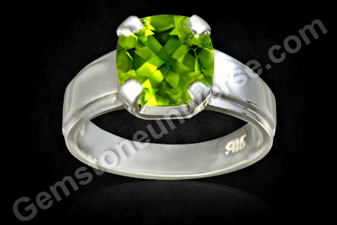 Natural China Peridot