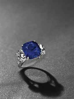 The Star of Kashmir ring