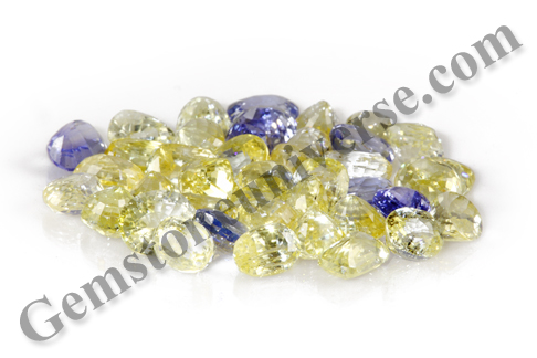 New Parcel of Saatvik Natural Sapphires ABHI 2013