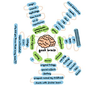 The Geek brain