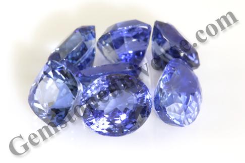 Blue Sapphire Lot Dia 2013