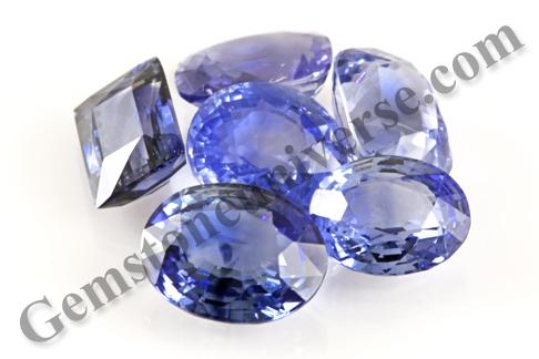 Jyotish Blue Sapphire lot Veritas