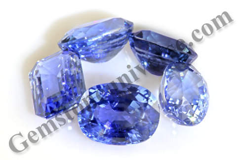 Natural and Unheated Blue Sapphire Parcel Thor