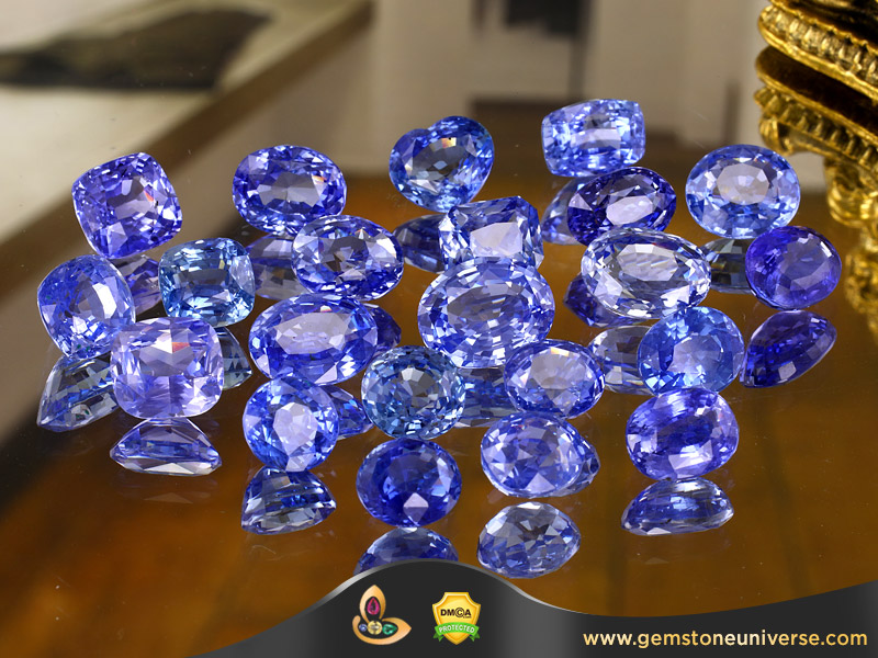Sri Lankan Blue Sapphire unheated and untreated