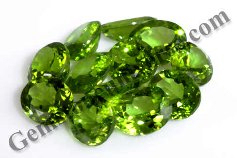 SPES Natural Peridots from Pakistan