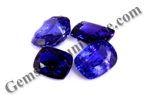 Deep Royal Blue Ceylon Sapphiresfrom lot  DILIP