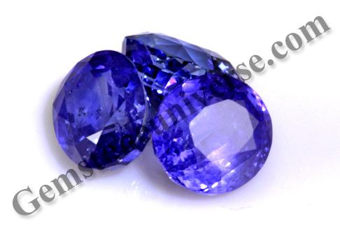 Natural Burma Blue Sapphire Rare Lot SUNIL