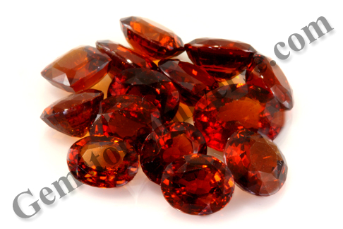 Hessonite for Lord Rahu Lot VIJAY