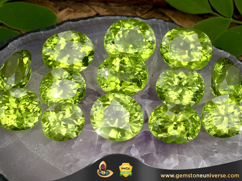 The Best Alternative to emerald Gemstone is the Peridot
