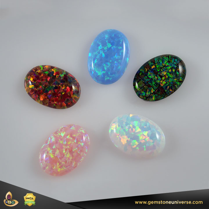 Can Opal be used as a substitute for Diamond?