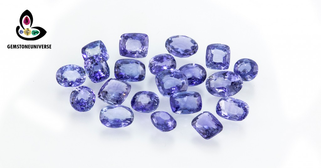 Natural Unheated Untreated Blue Sapphires from Ratnapura Srilanka