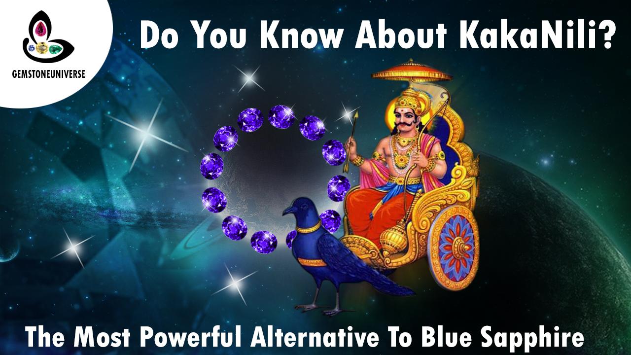 Why Is Iolite Called as Kaka Nili Gemstone
