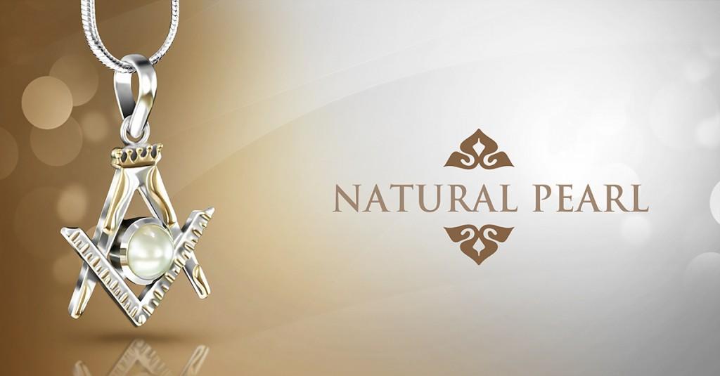 Natural Organic Pearl Moon Gemstone