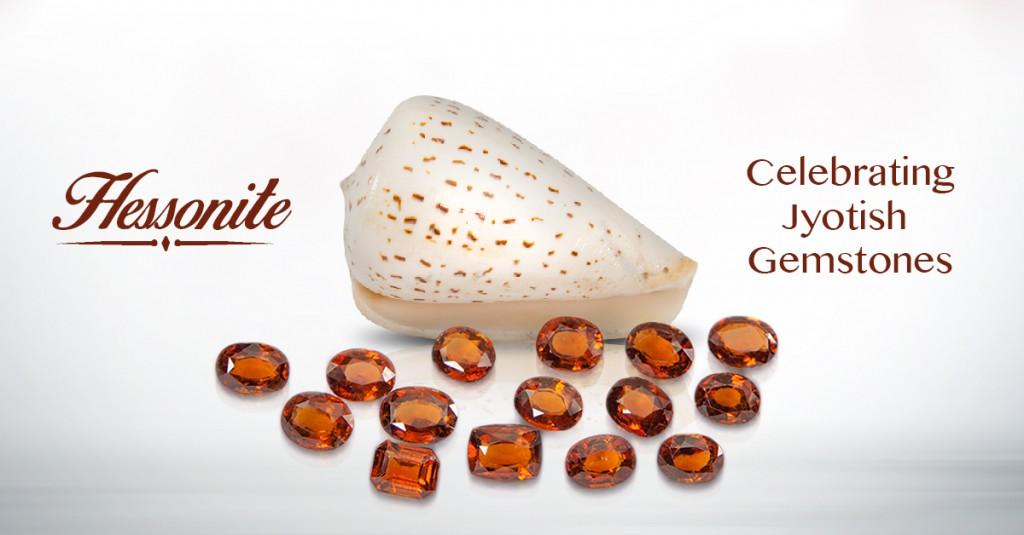 """Hessonite Gemstone Lot""""Ami"""" from Sri Lanka"""