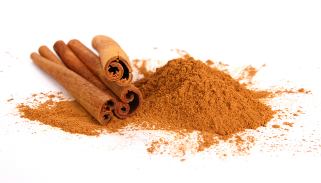 Cinnamon Spice and Color