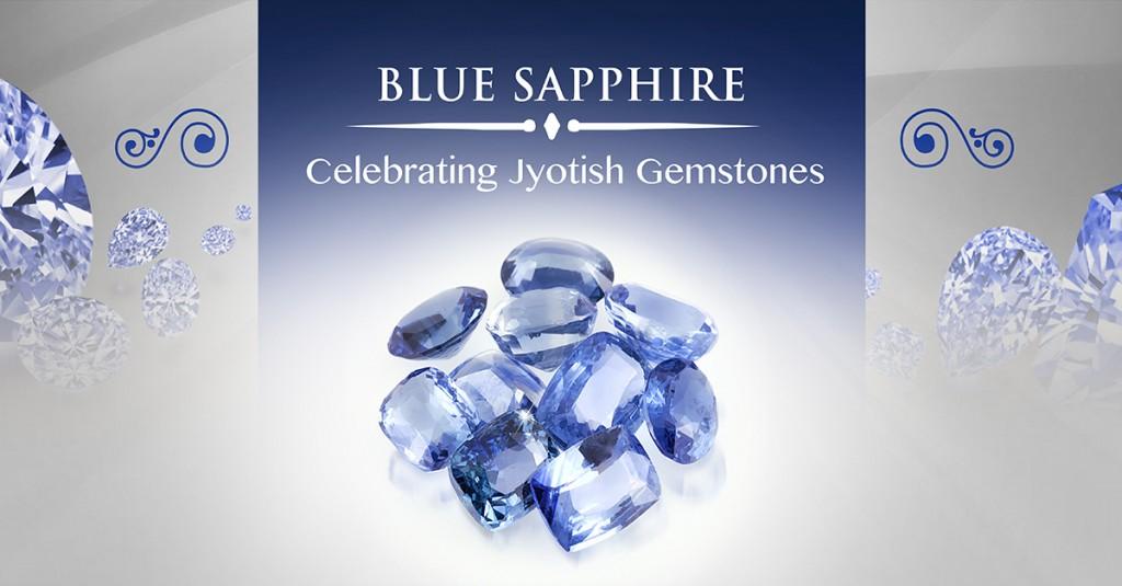 Praja Natural Blue Sapphire