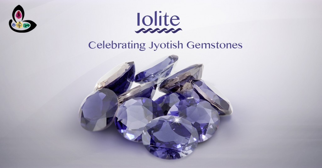 Calibrated Iolite Gemstones from Lot Arlen