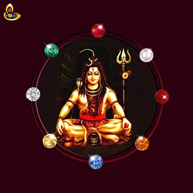 Lord Shiva as Chandra Moulishwara