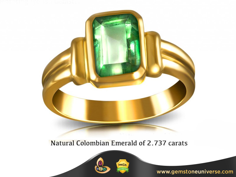 The Emerald Gemstone in marathi is also known as Pachu Stone