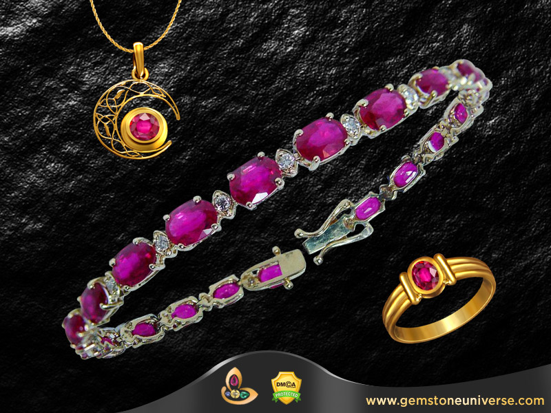 Gemstones Best as a ring Pendant or Bracelet