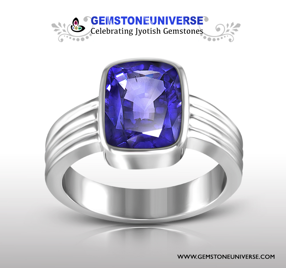 Royal Blue Sapphire natural unheated gemstone from Sri Lanka