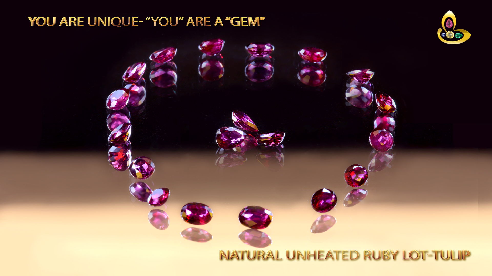 stone image gemstone over amp loading diamond white is ring red ebay itm gold simulated ruby