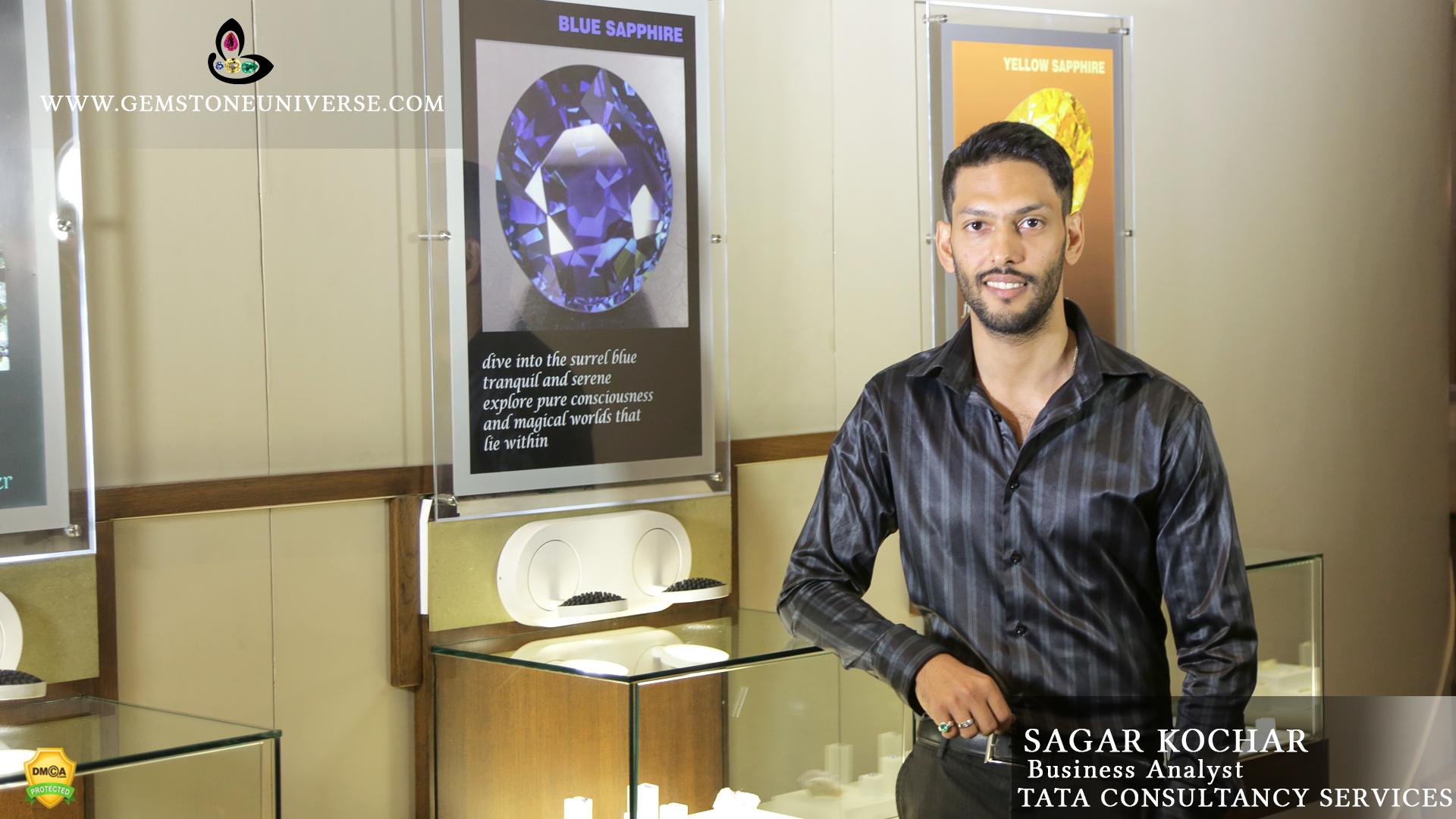 Sagar Kochar Shares his experiencing with Gemstones