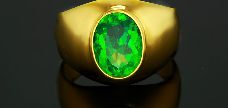 Where do you find Emeralds in the world?