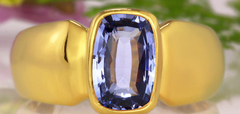 Blue Sapphire-The Gem of Discipline, Dedication and decisiveness