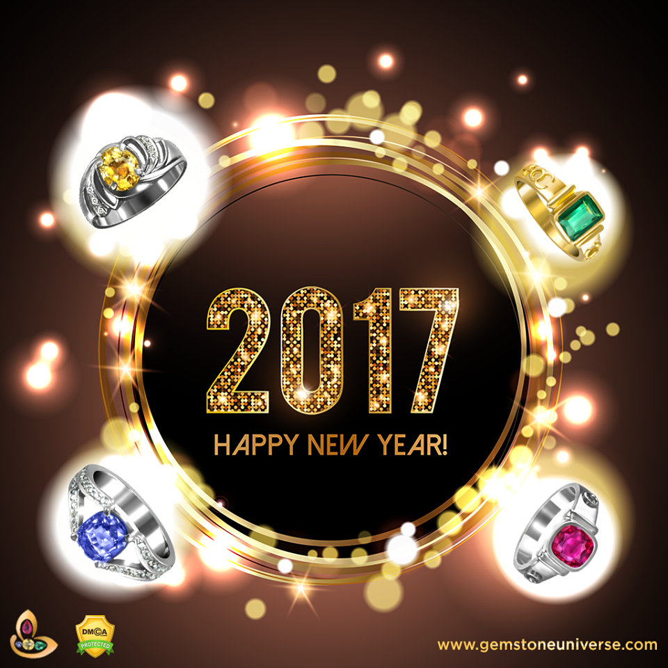 Happy New Year 2017 Dear Patrons and Viewers