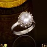 Fine Natural Real Basra Pearl of 6+ carats