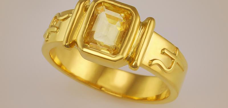 Should all unmarried girls wear Yellow Sapphire? Is yellow Sapphire best stone for unmarried girls?