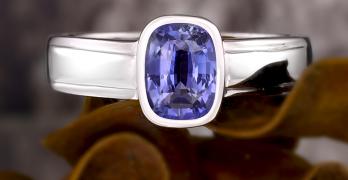 Fine Unheated Jyotish Sapphire from the Gemstoneuniverse collection of Fine Gemstones